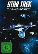 Cover-Bild zu STAR TREK 1-10 Box - Remastered von Shatner, William (Schausp.)