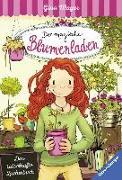 Cover-Bild zu Der magische Blumenladen, Band 1 & 2: Das rätselhafte Zauberbuch von Mayer, Gina