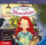 Cover-Bild zu Der magische Blumenladen. Eine unheimliche Klassenfahrt von Mayer, Gina
