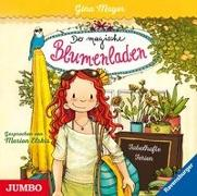 Cover-Bild zu Der magische Blumenladen 08. Fabelhafte Ferien von Mayer, Gina