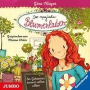 Cover-Bild zu Der magische Blumenladen 01. Ein Geheimnis kommt selten allein von Mayer, Gina