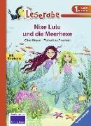 Cover-Bild zu Nixe Lulu und die Meerhexe von Mayer, Gina