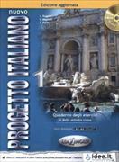 Cover-Bild zu Nuovo Progetto italiano, Vol.1, Quaderno degli Esercizi, m. Audio-CD von Marin, Telis