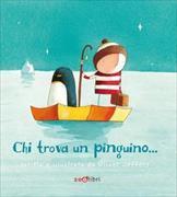 Cover-Bild zu Chi trova un pinguino von Jeffers, Oliver