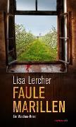 Cover-Bild zu Faule Marillen von Lercher, Lisa