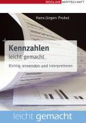 Cover-Bild zu Kennzahlen leicht gemacht von Probst, Hans-Jürgen