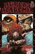 Cover-Bild zu Horikoshi, Kohei: My Hero Academia 16