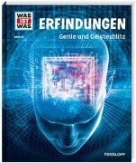 Cover-Bild zu WAS IST WAS Band 35 Erfindungen. Genie und Geistesblitz von Baur, Dr. Manfred