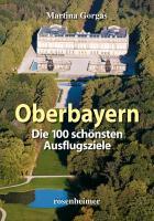 Cover-Bild zu Oberbayern von Gorgas, Martina