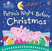 Cover-Bild zu Peppa Pig: Peppa's Night Before Christmas