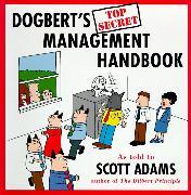 Cover-Bild zu Adams, Scott: Dogbert's Top Secret Management Handbook