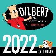 Cover-Bild zu Adams, Scott: Dilbert 2022 Wall Calendar