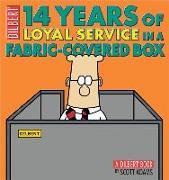 Cover-Bild zu Adams, Scott: 14 Years of Loyal Service in a Fabric-Covered Box