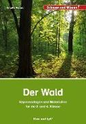 Cover-Bild zu Der Wald - Kopiervorlagen und Materialien von Richert, Annette
