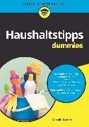 Cover-Bild zu Haushaltstipps für Dummies (eBook) von Küntzel, Karolin