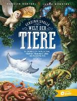Cover-Bild zu Geheimnisvolle Welt der Tiere von Küntzel, Karolin