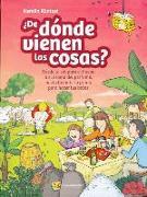 Cover-Bild zu de Donde Vienen Las Cosas? von Kuntzel, Karolin