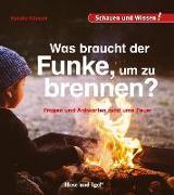 Cover-Bild zu Was braucht der Funke, um zu brennen? von Küntzel, Karolin