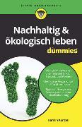 Cover-Bild zu Nachhaltig & ökologisch leben für Dummies von Küntzel, Karolin