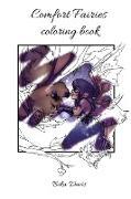 Cover-Bild zu Davis, Beka: Comfort Fairies coloring book