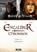 Cover-Bild zu Istin, Jean-Luc: Excalibur Chroniken 02. Cernunnos