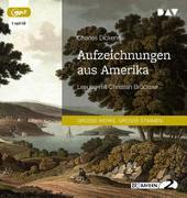 Cover-Bild zu Aufzeichnungen aus Amerika von Dickens, Charles
