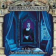 Cover-Bild zu Gruselkabinett - Folge 178 von Benson, E. F.