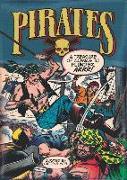 Cover-Bild zu Wally Wood: Pirates: A Treasure of Comics to Plunder, Arrr!