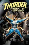 Cover-Bild zu Skeates, Steve: T.H.U.N.D.E.R. Agents Classics Volume 3