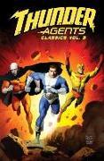 Cover-Bild zu Skeates, Steve: T.H.U.N.D.E.R. Agents Classics Volume 5