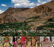 Cover-Bild zu Indiens Tibet - Tibets Indien von van Ham, Peter