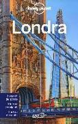 Cover-Bild zu Londra. Con cartina von Dapino , C