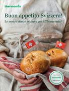 Cover-Bild zu Buon appetito Svizzera! von Thermomix