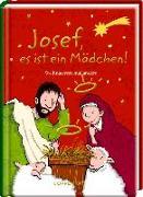 Cover-Bild zu Josef, es ist ein Mädchen! von Saleina, Thorsten (Illustr.)