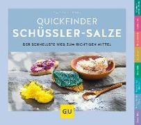 Cover-Bild zu Schüßler-Salze, Quickfinder von Heepen, Günther H.