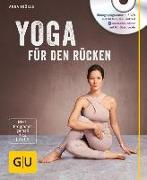 Cover-Bild zu Yoga für den Rücken (mit DVD) von Trökes, Anna
