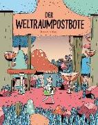 Cover-Bild zu Perreault, Guillaume: Der Weltraumpostbote