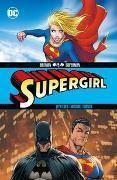 Cover-Bild zu Loeb, Jeph: Batman/Superman: Supergirl