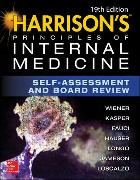 Cover-Bild zu Harrison's Principles of Internal Medicine Self-Assessment and Board Review von Wiener, Charles
