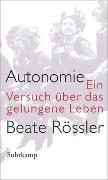 Cover-Bild zu Autonomie von Rössler, Beate