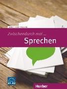 Cover-Bild zu Zwischendurch mal ... Sprechen. Deutsch als Fremdsprache / Kopiervorlagen von Hamann, Carola