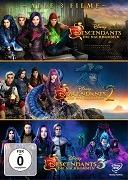 Cover-Bild zu Descendants 1-3 von Ortega, Kenny (Reg.)