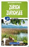 Cover-Bild zu Zürich Zürichsee Wanderführer