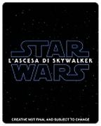 Cover-Bild zu Star Wars - L'ascesa di Skywalker - 3D + 2D + Bonus Steelbook