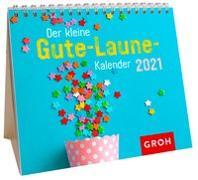 Cover-Bild zu Der kleine Gute-Laune-Kalender 2021