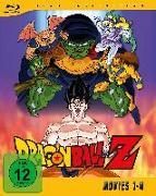 Cover-Bild zu Dragonball Z - Movies Box 1 von Nishio, Daisuke (Prod.)