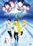 Cover-Bild zu Free! - Road to the World - The Dream - DVD von Kawanami, Eisaku (Hrsg.)