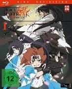 Cover-Bild zu Peacemaker Kurogane - Blu-ray Box 1 (2 Blu-rays) von Hirata, Tomohiro (Dir.)
