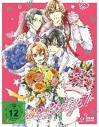 Cover-Bild zu Love Stage!! - Gesamtausgabe - inkl. OVA - DVD & Blu-ray von Kasai, Kenichi (Prod.)