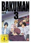 Cover-Bild zu Bakuman - 1. Staffel - DVD 3 von Kasai, Kenichi
